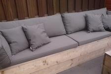 Lounge Kussens Buiten : Perfect outdoor lounge kussens kussenhoezen zondoeken en bbq