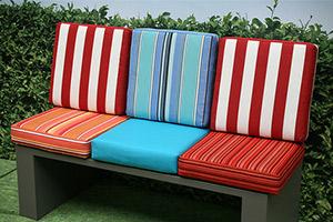 Buitenkussens Op Maat.Perfect Outdoor Lounge Kussens Kussenhoezen Zondoeken En Bbq